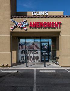 "2nd Amendment Guns & Ammo, Las Vegas, Nevada,"" 2019"
