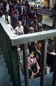 Tongue at Oxford Circus © Bob Mazzer