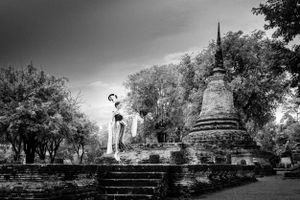 The angel from Sukhothai kingdom #1