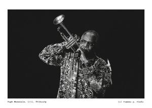 Hugh Masekela, trumpet