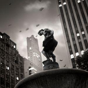 PULITZER FOUNTAIN NYC
