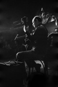 Joe Pass, at Dou Dou Boicel's Rising Sun Club, Montreal c1976