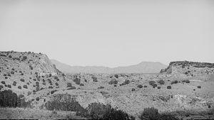 Near Waldo, New Mexico