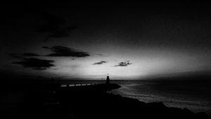 Lighthouse...!
