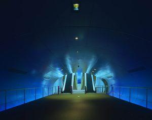 Blue Tunnel, Osaka