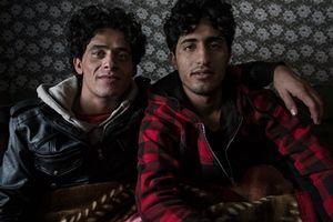 The Calais Jungle, Majjd & Issa