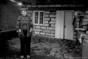 Azerbaijan handed over the body of Karen Petrosyan only two months after his death. It was tortured so badly that the funeral ceremony had a closed coffin, with Azerbaijan gunfire in the background. Karen's mother never saw the body of her son.