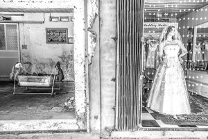 El traje de novia