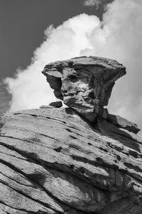 Каменный герой. Парейдолия