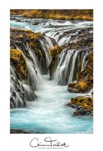 Waterfall Iceland 2016