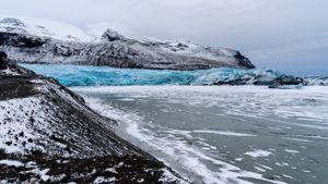 Ice Dragon Glacier