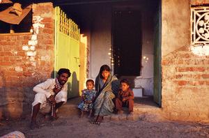 Poultry Farm Story, Nagpur, India, 1990