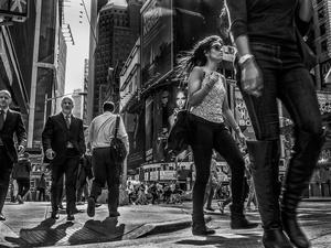 People Walking #13380