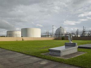 Refinery Cemetery,Louisiana