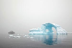 Ice VS Ship