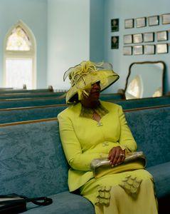 First Lady, Garfield Baptist Church, Chicago