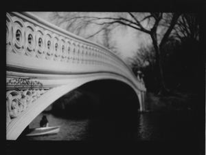 Untitled (Boat Central Park), 2017