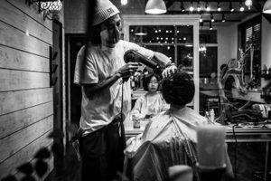 The Hairdresser - Tokyo, 2016