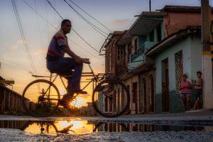 Ride in Trinidad