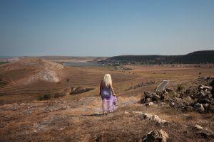 "Near Babadg, Delta of Danube - ROMANIAFrom the series ""Where Europe ends"" © Camilla De Maffei"
