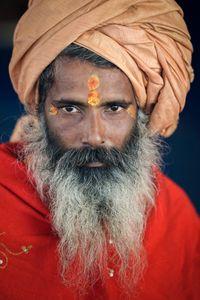 Sadhu portrait 05