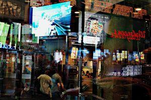 Chaos à Time Square
