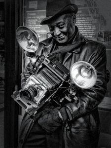 Photographer, New York City