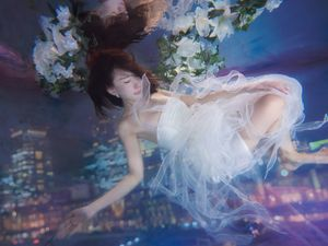 Aquarium Girl -Tokyo St,