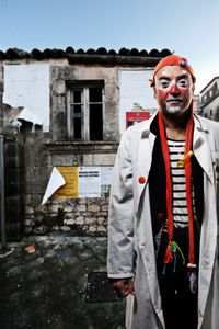 Fabio Ferrito – Clown Doc