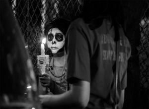 Calaverita / little skull kid