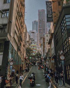 Tourist destination in Hong Kong