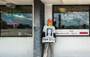 M&M Pawn, Guns & Gold, Siloam Springs, Arkansas, 2019