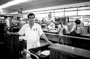 Manny's Coffee Shop & Deli. Chicago, Illinois. 2013.