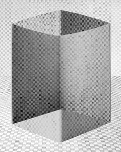 Invisible Impossible Object, 2016