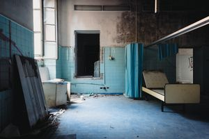 The Asylum #8