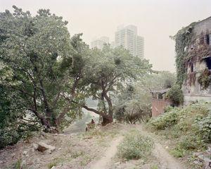 Le temps qui passe. District de Nan'an, Chongqing. Chine, Décembre 2017.