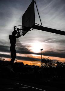 dunk&sunset