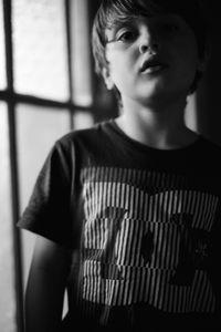 Boy with Rock n Roll attitude