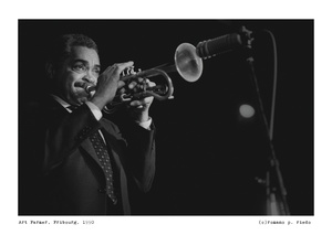 Art Farmer, trumpet