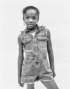 Young Girl, Brooklyn, NY