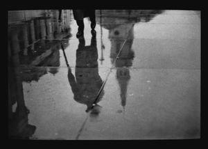 Untitled (Man Trafalgar Square), 2013