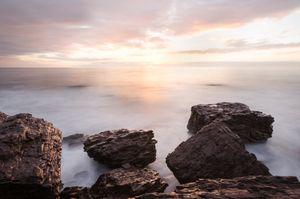 Sunset at Hallett Cove