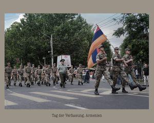 Tag der Verfassung, Jerewan, Armenien