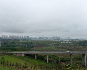 Infrastructure & skyline, Chongqing