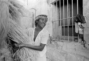 """Rafia Worker"" Mahajanga 1996"