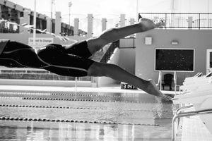 Rebecca Heyliger – Bermudian Olympic Freestyle Swimmer