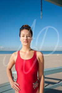 Coral Kemp, Lifeguard