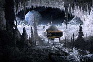 Ice Probe