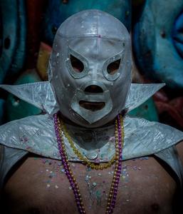 """El Churro"" The Mexican Wrestler"
