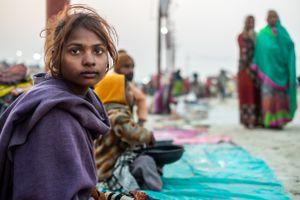 Bimba Indu al Kumbh Mela
